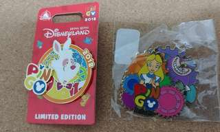 Disneyland pin Pingo pin