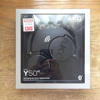 AKG Bluetooth Headphones