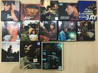 Jay Chou Original CDs & DVDs
