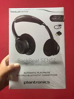 Backbeat sense smart wireless plantronics