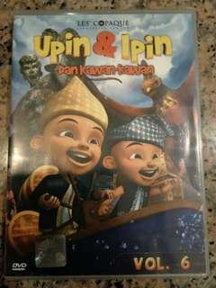 DVD UPIN & IPIN VOL 6