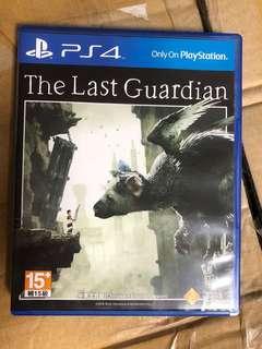 PS4遊戲 食人巨鷹 The Last Guardian