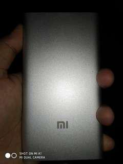 Preloved Powerbank Xiaomi 5000 Mah Original