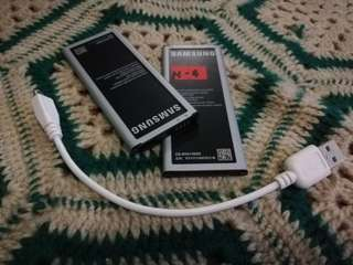Orig Samsung Note 4 Battery
