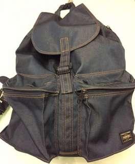 Porter Backpack 牛仔背包