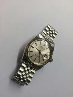 勞力士Rolex 1601 Dayjust 銀面