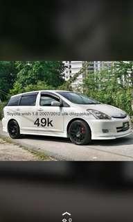Toyota Wish 1.8 (A) 2007