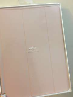 全新 iPad smart cover 淺粉色 (9.7吋)