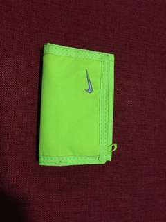 Nike Basic Wallet Bag Neon Yellow