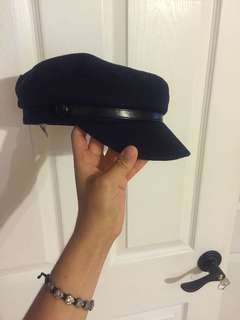 Mendocino hat