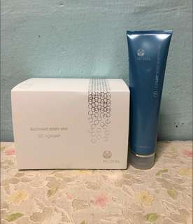 Nu skin Galvanic Body Spa with Gel
