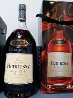 Hennessey vsop 3L