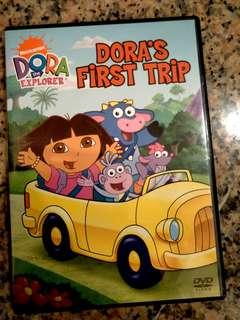 DVD DORA FIRST TRIP