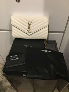 YSL wallet on chain (30% discounted)
