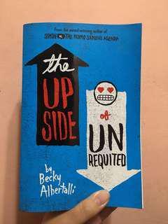 "Novel ""The Upside of Unrequited"""