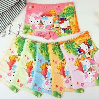 KIDS cotton briefs 3pcs in 1 pack