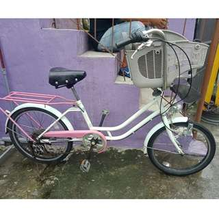 MAMAFRIEND CRUISER BIKE (FREE DELIVERY AND NEGOTIABLE!) not folding