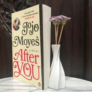 After You - Jojo Moyes - English