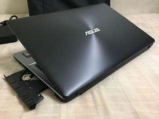 ASUS A10 AMD FX 7500 R7 10 Compute cores Heavy gaming laptop smooth