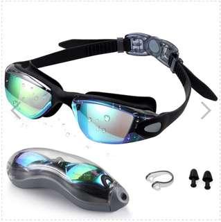 Zerhunt Swim Goggles Anti Fog UV Protection