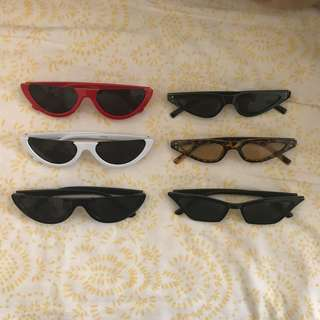 Reopen (PO) Assorted sunglasses