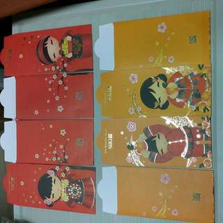 Red Packets - DBS