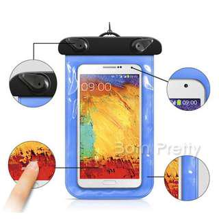 WATERPROOF UNDERWATER POUCH FOR MOBILE PHONE