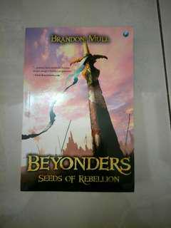 Beyonders : Seeds of Rebellion - Brandon Mull