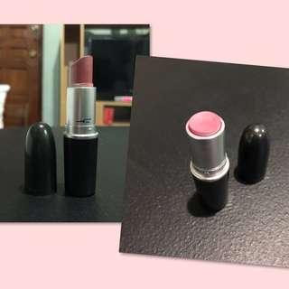 MAC Matte Lipsticks