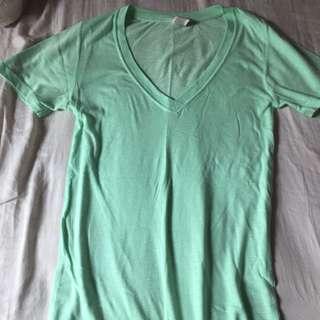 Victoria secret vneck shirt