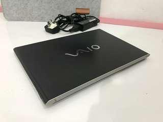Sony Vaio Pro 13 Intel core i7-4th gen FHD Backlit key Touchscreen super thin laptop