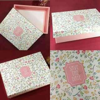 Box Gift (Korak Hadiah)