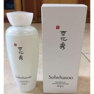 Sulwhasoo Snowise Ex Whitening Water
