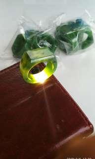 Rin green jade
