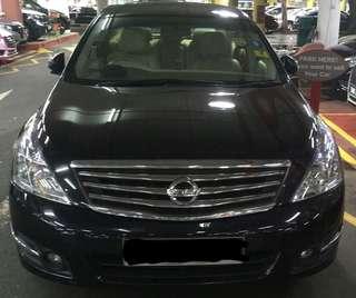 Nissan Teana 250XV