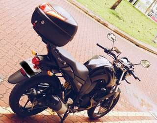 Extremely Low Mileage FZ16