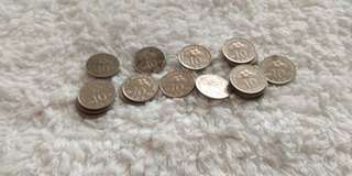 Old coin ..