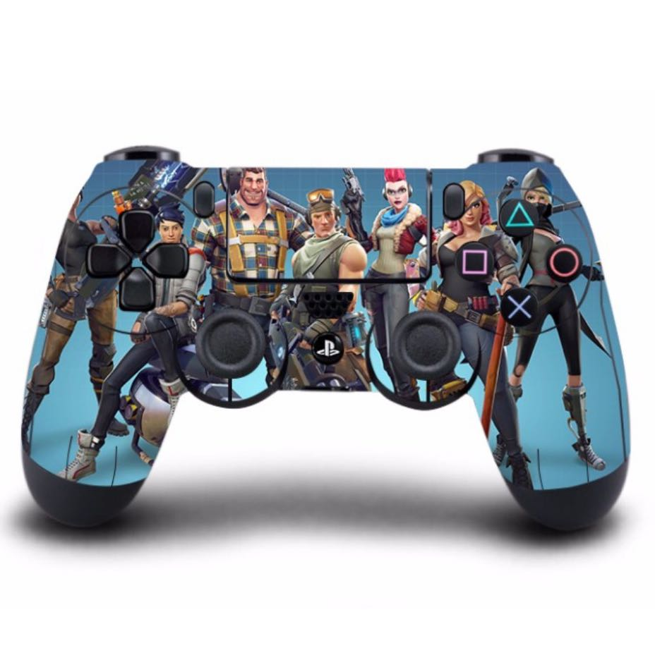 8f36d8b1ce4 1pc PS4 Fortnite Game Skin Sticker For Sony PlayStation 4 , Toys ...