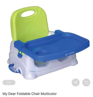 Portable baby feeding chairs