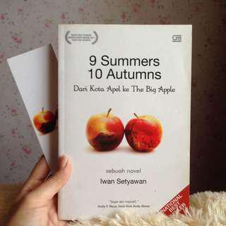 9 Summers 10 Autumns: Dari Kota Apel ke The Big Apple