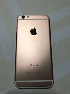 IPhone 6s Rose Gold 64g