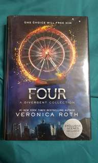 Four : A Divergent Collection (Exclusive scenes included!)