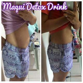 Maqui Detox Drink