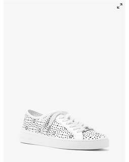 Pre-order: MK PERFORATED LEATHER SNEAKERS