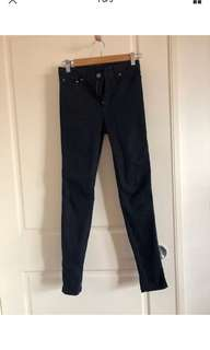 Dejour high waisted navy jeans - Size 7