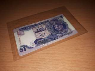 Malaysia Old Money