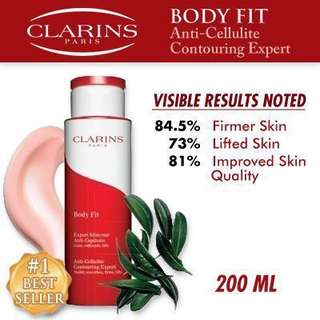 Clarins Body Fit - Anti Cellulite 200ml