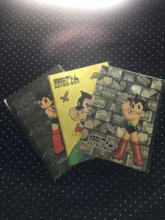 Astro boy note book