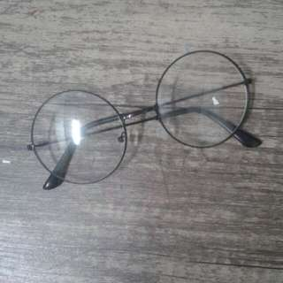 #July100 Round glasses Harry Potter glasses
