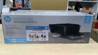 天生拍賣_HP DeskJet GT 5820 All-in-one Printer